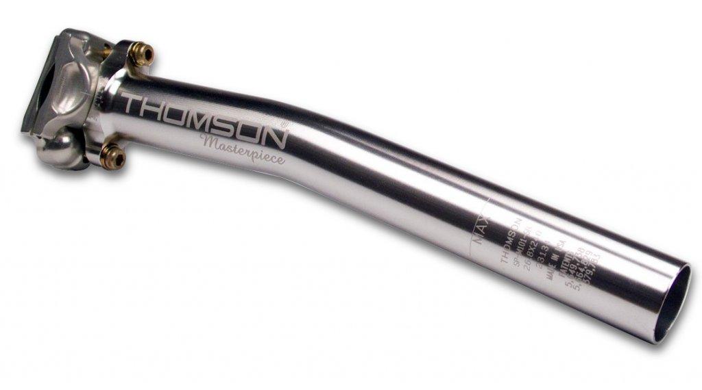 Thomson Masterpiece Sattelstütze 27.2x240mm SB16 silber