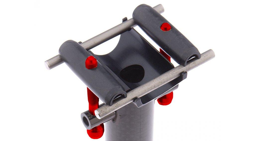 Tune Ersatzteil Titanschraube für Sattelstütze M6x60mm (1 Stück)