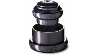 Chris King NoThreadSet GripLock balhoofdstel Sotto Voce-logo (EC34/28.6 EC49/40)