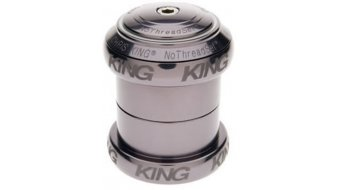 Chris King NoThreadSet headset Sotto Voce-logo (EC49/38.1 EC49/40)