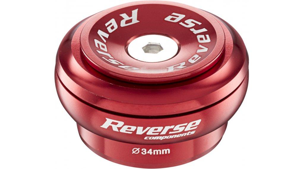 Reverse Twister cuvette de jeu de direction partie supérieure Ahead 1 1/8 rouge
