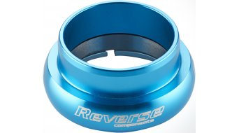 Reverse Twister Steuersatzschale Unterteil Ahead 1 1/8 blue