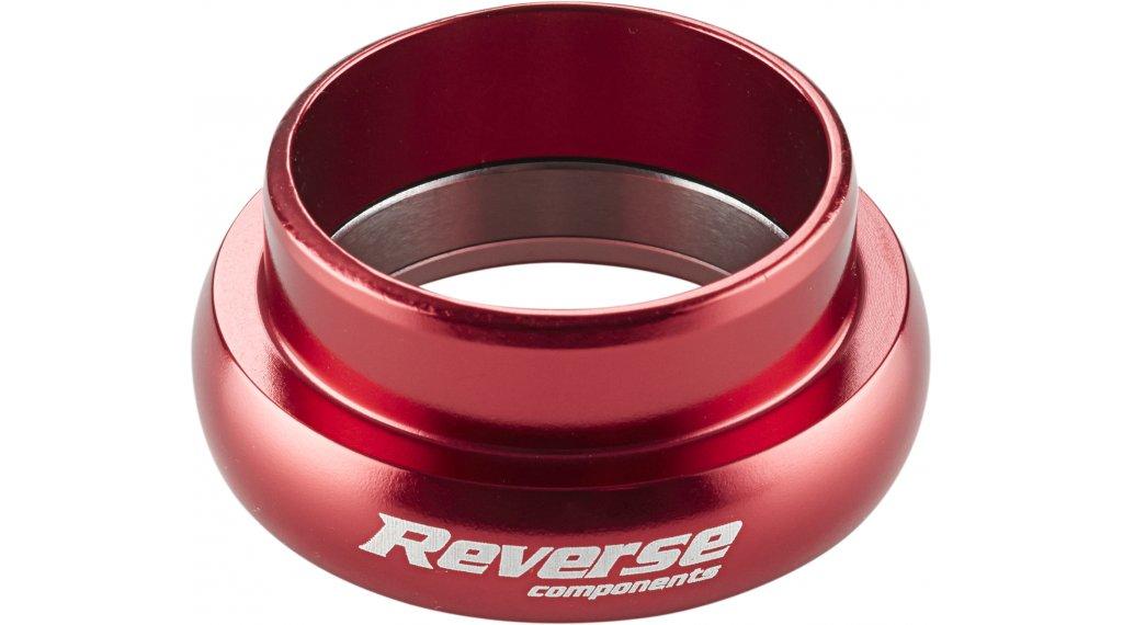 Reverse Twister cuvette de jeu de direction inférieur 1 1/8 rouge