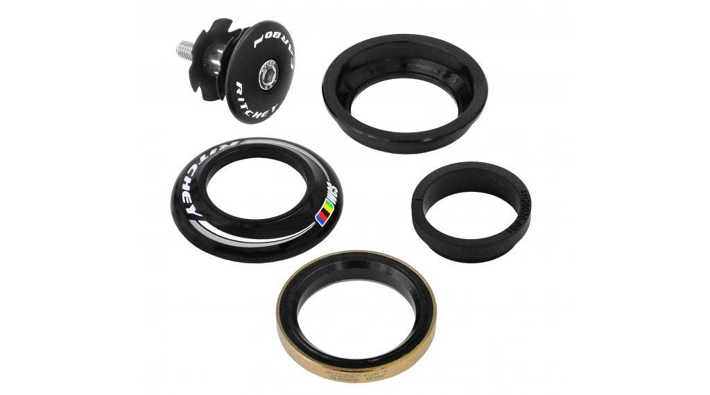 """Ritchey WCS Steuersatz 1 1/8"""" semi-integriert Oberteil 7.3mm (ZS44/28.6) black"""