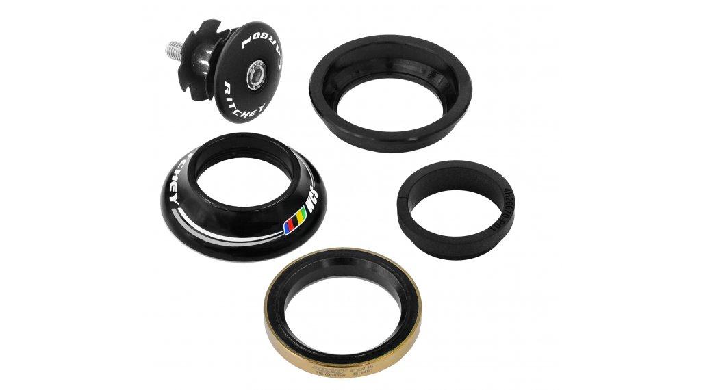 """Ritchey WCS Steuersatz 1 1/8"""" semi-integriert Oberteil 12.4mm (ZS44/28.6) black"""