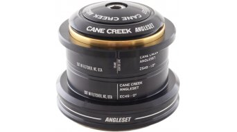 Cane Creek AngleSet Steuersatz 0.5/1.0/1.5° Kit black (ZS49/28.6 | EC49/40)