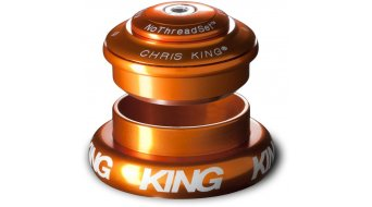 Chris King InSet I8 Tapered Mixed Tapered GripLock Steuersatz semi-integriert (ZS44/28.6 | EC44/33)