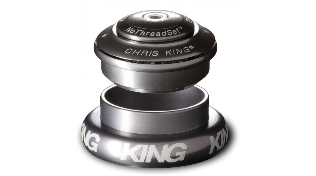 Chris King InSet I7 Mixed Tapered GripLock Steuersatz semi-integriert black (ZS44/28.6 | EC44/40)