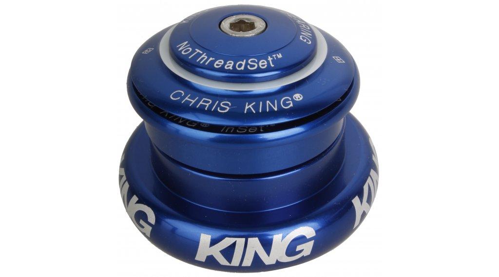 Chris King InSet I7 Mixed Tapered GripLock Steuersatz semi-integriert navy (ZS44/28.6 | EC44/40)