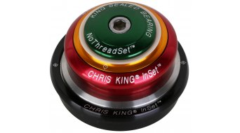 Chris King In set I3 Mixed Tapered GripLock headset semi-integrated rasta (ZS44/28.6 ZS56/40)