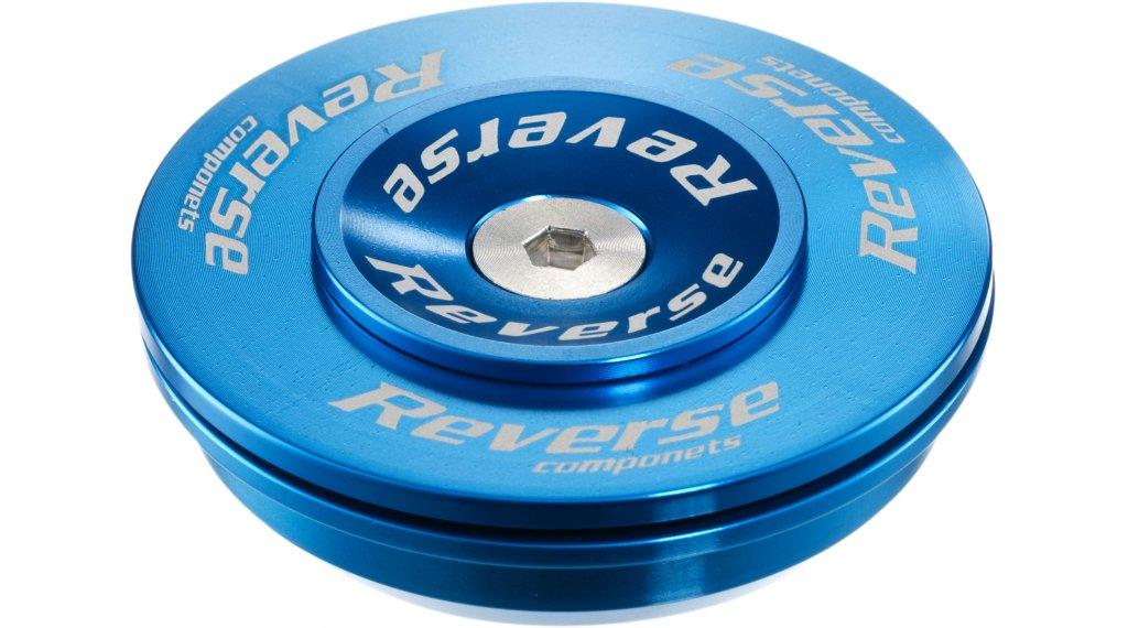 """Reverse Twister Reduzierkormánycsapágycsésze felsőrész 1.5->1 1/8"""" blue"""