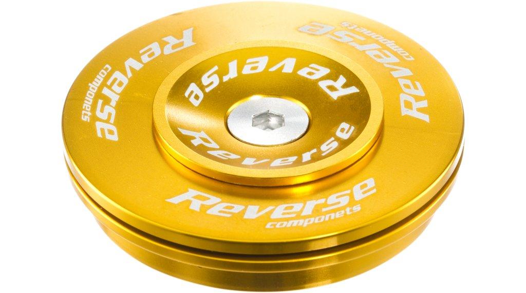 """Reverse Twister Reduzierkormánycsapágycsésze felsőrész 1.5->1 1/8"""" arany"""