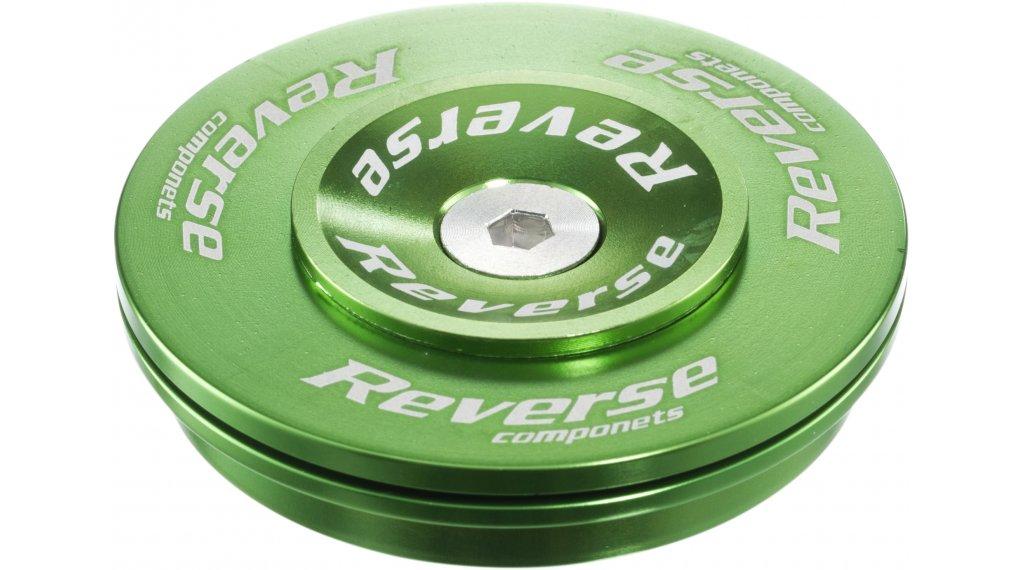 """Reverse Twister Reduzierkormánycsapágycsésze felsőrész 1.5->1 1/8"""" green"""