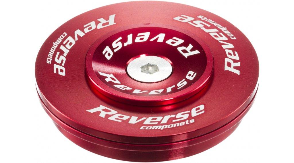 """Reverse Twister Reduzierkormánycsapágycsésze felsőrész 1.5->1 1/8"""" red"""