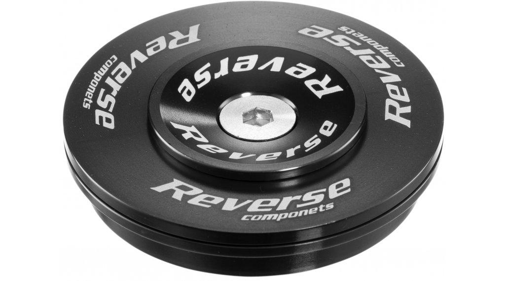"""Reverse Twister Reduzierkormánycsapágycsésze felsőrész 1.5->1 1/8"""" black"""