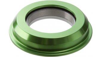 Reverse Twister cuvette de jeu de direction inférieur semi intégré 1 1/8 vert