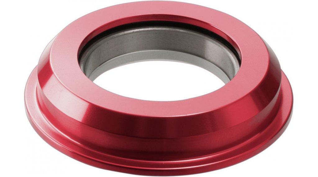 Reverse Twister cuvette de jeu de direction inférieur semi intégré 1 1/8 rouge