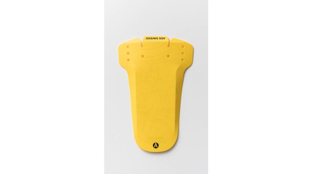 Ass Savers Mudder Schutzblech yellow