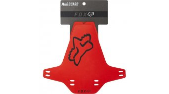 Fox Mudguard Gr. unisize red