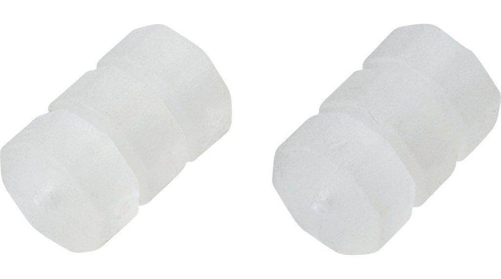 Jagwire O-Ring Brems-/Schaltzug Rahmenschutz transparent