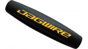 Jagwire tubo Tops 4 gr. cable de cambio y/o freno protector de cuadros negro(-a) (4 uds.)