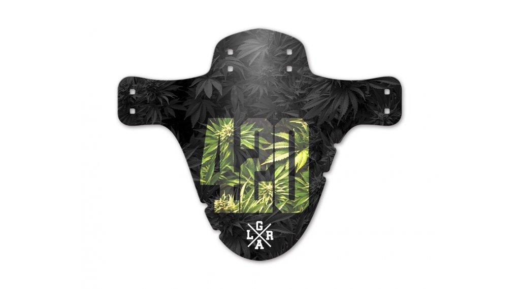Loose Riders 420 2.0 Mudguard mis.  unisize  nero/verde