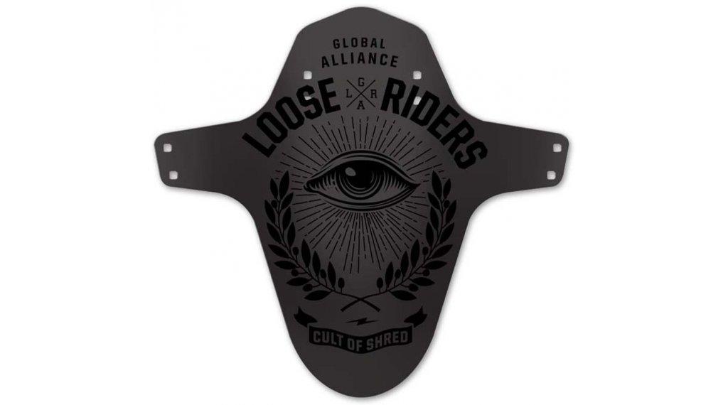Loose Riders Cult Mudguard mis.  unisize  nero