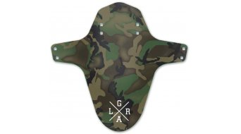 Loose Riders Forest Camo Mudguard Gr. unisize green/brown