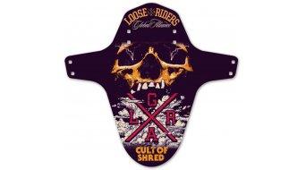 Loose Riders Skull Mudguard 型号_均码_skull