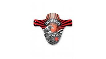 Loose Riders Rising Sun Mudguard Gr. unisize red/black