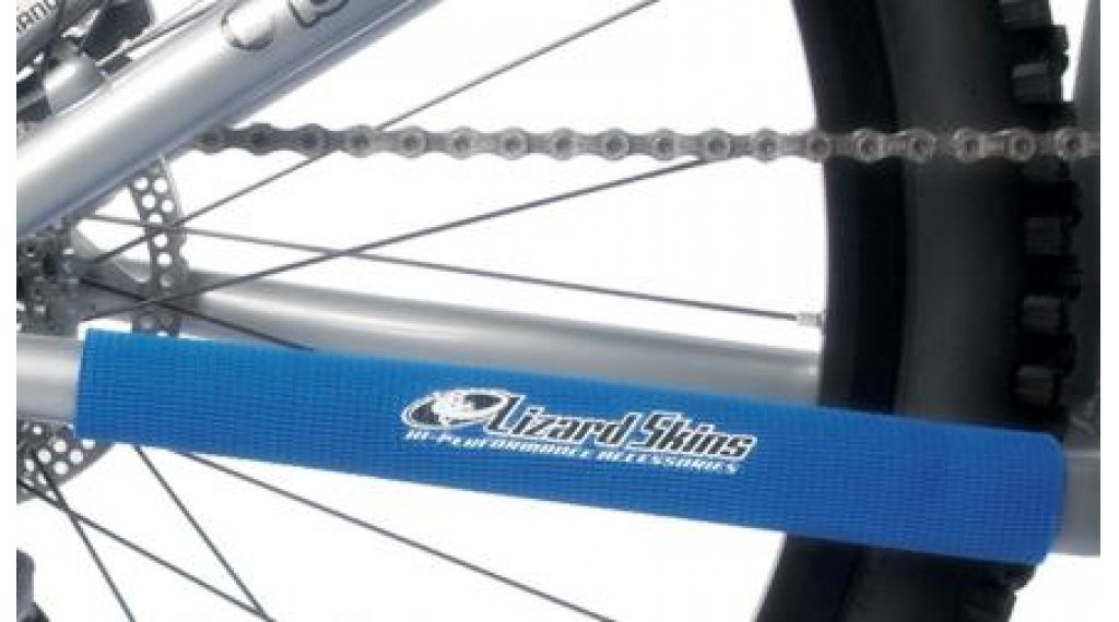 Lizard Skins Jumbo Chain Guard 下叉保护 blue