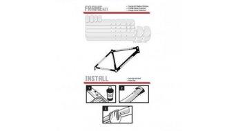 Lizard Skins protection folien Frame- kit clear
