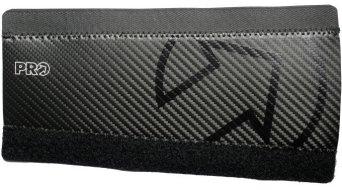 PRO protection base arrière à partir de néoprène avec PU-carbone revêtement noir