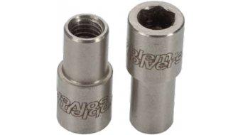 Problem Solvers Sheldon Fender Nut mudguard screws- set 10mm rear, front