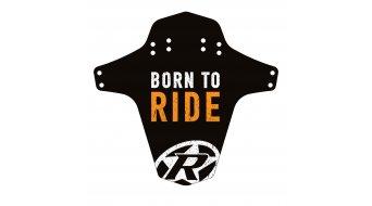 Reverse Mudguard Born to Ride
