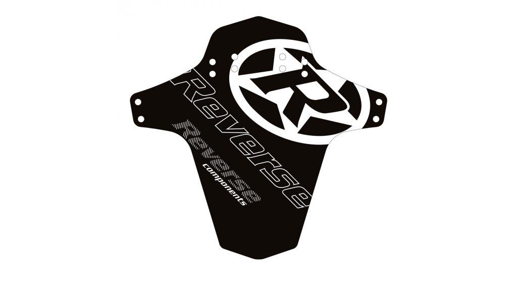 Reverse Mudguard reverse logo/black/white