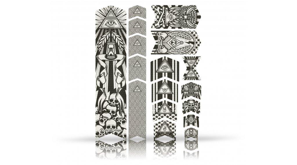 Riesel Design frame Tape 3000 Rahmen-Schutzaufkleber illuminati