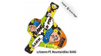 Riesel Design schlamm:PE Schutzblech Spritzschutz 26 - 29 Mountainbike Bang
