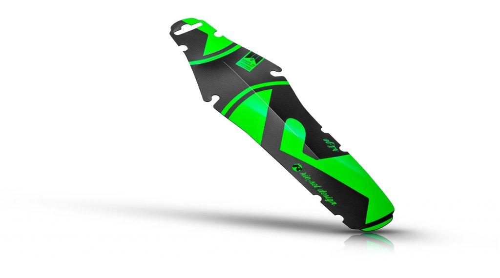 Riesel Design rit:ze Schutzblech Hinterrad Spritzschutz green