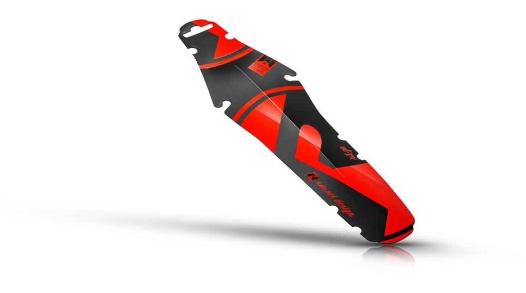 Riesel Design rit:ze Schutzblech Hinterrad Spritzschutz red
