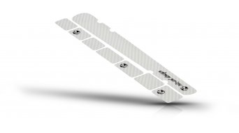 Riesel Design chain:guard set batticatena carbonio