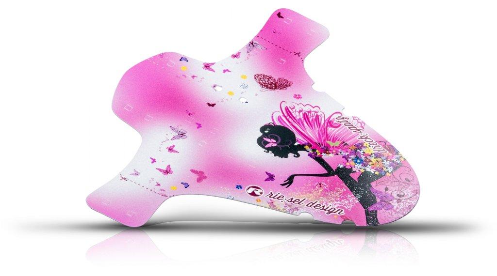 Riesel Design dreck:spatz Schutzblech Vorderrad Spritzschutz 16 - 24 fairy girl