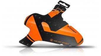 "Riesel Design 泥地:PE 挡泥板 前轮 喷溅保护 26""- 29"" 橙色"