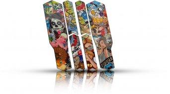 Riesel Design chain Tape 3000 Schutzaufkleber für Kettenstrebe