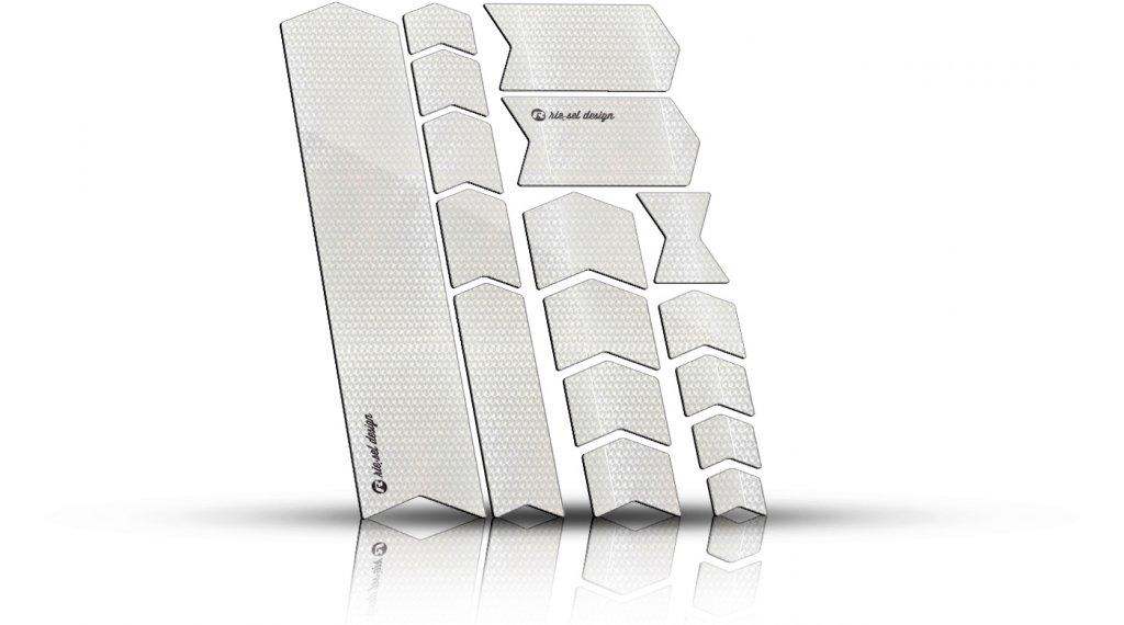 Riesel Design frame Tape 3000 Rahmen-Schutzaufkleber clear