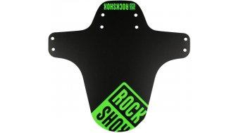 RockShox MTB Schutzblech Spritzschutz vorne black/neon green
