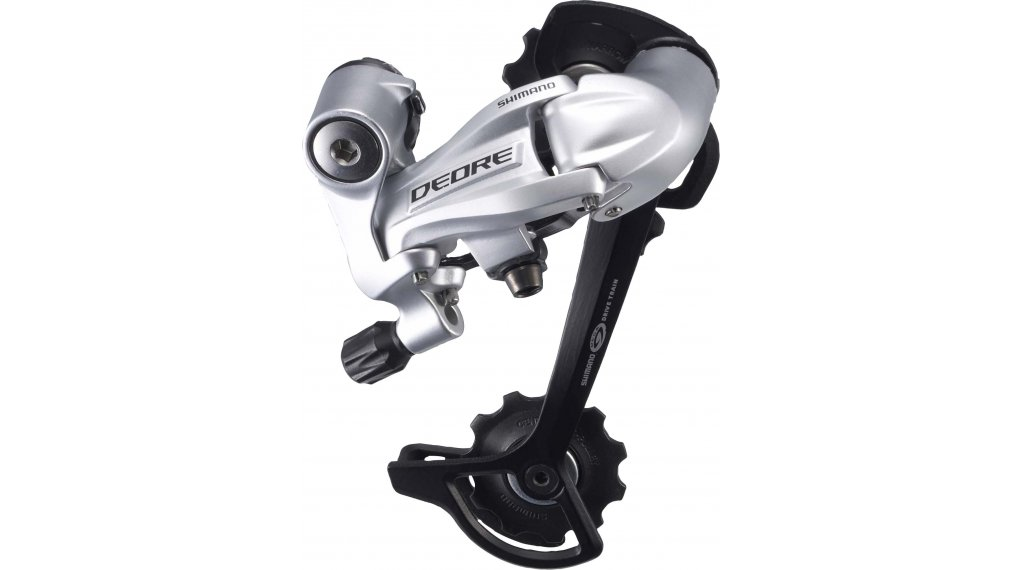 Shimano Deore rear derailleur Top- normal long cage silver RD-M591 SGS