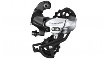 Shimano Tourney rear derailleur long cage 7-8 speed (RD-TX800) silver