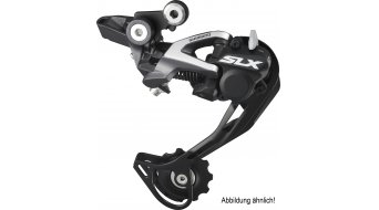 Shimano SLX rear derailleur Shadow Plus Top normal 10 speed medium cage RD-M675 GS