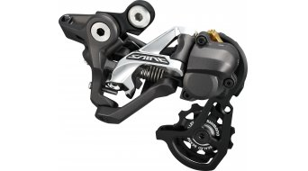 Shimano Saint rear derailleur 10 speed Shadow Plus Top- normal short cage MODE-Converter RD-M820 SS1